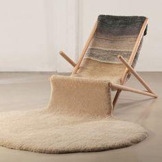 Зимнее кресло