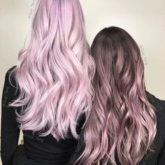 Stunning Rose and Pink Metallic hair color designs by @guy_tang  #kenraprofessional #hotonbeauty