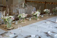 Stone Barns, Pastel Colours, Florists, Summer Garden, Bristol, Wedding Designs, Our Wedding, Wedding Flowers, Table Settings