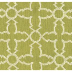 Plaza Fabric in Moss | Patterns and Prints from Company C