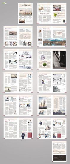 Newsletter Sample - Business Analyst business ideas Pinterest