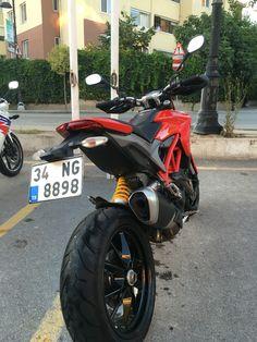 Dat ass #hypermotard #hypermotard821 #ducati #istanbul