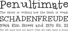 Idolwild Font Phrases