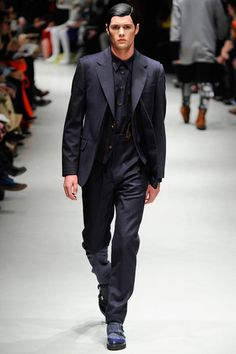 Vivienne Westwood Fall 2014 Menswear Collection Slideshow on Style.com