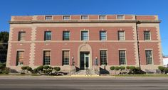 Weiser Post Office in Washington County, Idaho.