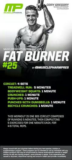 Lose 1 Pound Doing This 2 Minute Ritual - MusclePharm Fat Burner Lose 1 Pound Doing This 2 Minute Ritual - Belly Fat Burner Workout Belly Fat Burner Workout, Fat Burning Workout, Musclepharm Workouts, Lose Body Fat, Losing Weight Tips, Lose Weight, Burn Belly Fat, Lose Belly, Bodybuilding Workouts