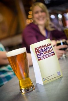 May 13-19, 2013: American Craft Beer Week #DrinkCraft