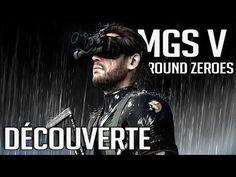 MGS V - Ground Zeroes / Découverte complètement WTF (+playlist)