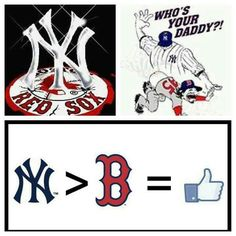 yankees picture Red on sox peeing