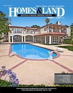 Homes & Land of South and Coastal Orange County