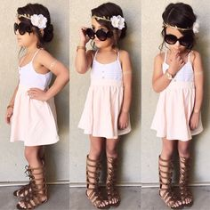 Girl summer fashion☻