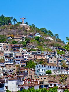 Taxco City from Mexico