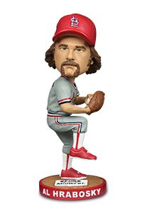 On Friday, July 24 the Cards take on the Atlanta Braves. 25,000 fans ages 16 and older will receive a collectible Al Hrabosky bobblehead, honoring his playing days for the St. Louis Cardinals.