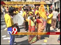 Stage set for Tirupati by polls