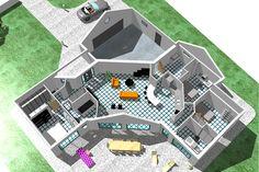 Recherche plan de maison en v env 100m2 - 33 messages