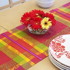 Placemat runner-might try this!