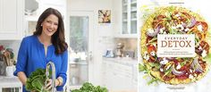 Megan Gilmore, in her new book Everyday Detox, shows us the way to detox naturally, without dieting or calorie counting.  #health #detox #book #lifestyle #recipes
