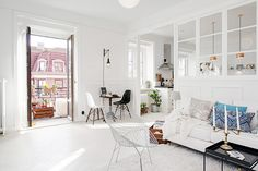 Burgårdsgatan apartment by Alvhem Mäkleri och Interiör - DECOmyplace