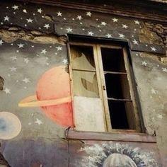 provocative-planet-pics-please.tumblr.com #film #filmphotography #filmisnotdead #photography #photographer #planets #sky #tumblr #grunge #softgrunge #abandonedplaces #abandoned #window #architecture #painting #art #style #artist #artwork #building #streetart #streetarteverywhere #stars #city #alternative #skypainters #skyporn #paint #artwork by biteback_london https://www.instagram.com/p/BCz3IVEDRJB/