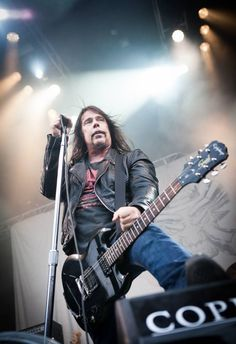 The great Dave Wyndorf (Monster Magnet)