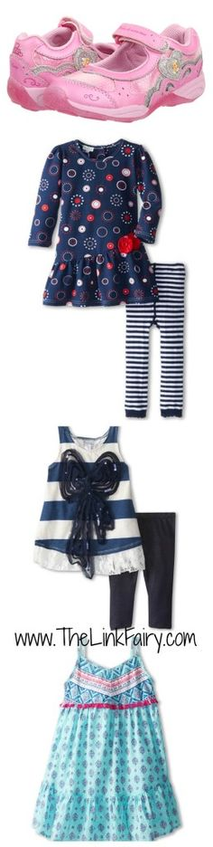 Super cute girl options for back to school at Zappos.com. #ZapposStyle #Sponsored #MC