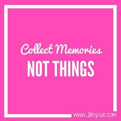 Collect Memories not