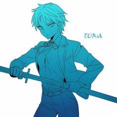 Fan Anime, Anime Art, Seshomaru Y Rin, Inuyasha And Sesshomaru, Fanart, Blue Anime, Familia Anime, Anime Family, Cool Sketches