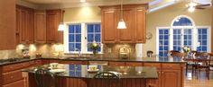 Custom Kitchen Designs | Custom Cabinets Raleigh, Custom Kitchen Cabinest, Kitchen Design NC