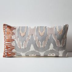 Shop west elm for modern throw pillows and decorative cushions. Add dimension and a touch of style to your sofa, chairs or bed. Linen Duvet, Cotton Bedding, Bed Duvet Covers, Cushion Covers, Felt Pillow, Luxury Bedding Collections, Pillow Texture, Round Pillow, Bedding Shop