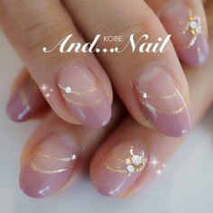 Having short nails is extremely practical. The problem is so many nail art and manicure designs that you'll find online Fancy Nails, Pink Nails, Gel Nails, Best Nail Art Designs, Gel Nail Designs, Stylish Nails, Trendy Nails, Nagel Blog, Manicure E Pedicure