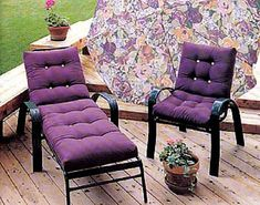 Purple Outdoor Patio Cushions For Outdoor ~ http://lanewstalk.com/the-patio-furniture-cushions-cleaning/