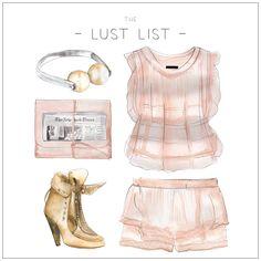 Sally Spratt @ The Lust List