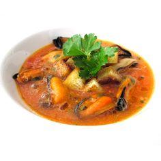 Scopri come realizzare una perfetta zuppa di cozze su Fresco Pesce!