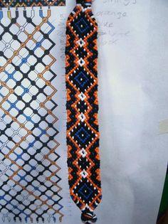 Photo of normal pattern Diy Bracelets With String, String Bracelet Patterns, Diy Bracelets Easy, Thread Bracelets, Embroidery Bracelets, Bracelet Knots, Braided Bracelets, Colorful Bracelets, Handmade Friendship Bracelets