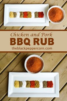 A classic rub that is great for grilled and smoked meat