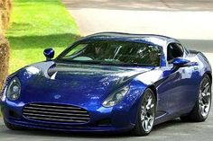 zagato ac 378 gt with double bubble roof!!