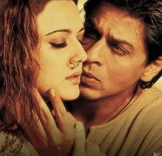 Shah Rukh Khan and Preity Zinta - Veer-Zaara (2004)