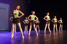 A atividade reuniu bailarinos, coreógrafos, familiares e apreciadores da arte.