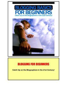 BLOGGING BASICS PARA INICIANTES   Confira um novo artigo em https://criaroblog.com/blogging-basics-for-beginners/