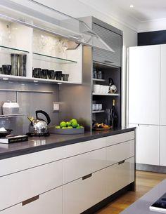 Cocina de estética industrial | Decoratrix | Decoración, diseño e interiorismo