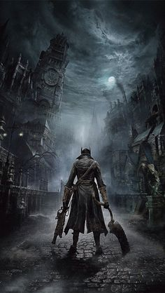 Bloodborne System Requirements, Overview & Official Trailer