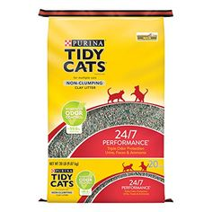Purina Tidy Cats 24/7 Performance Cat Litter - (1) 20 lb. Bag *** See this great image @