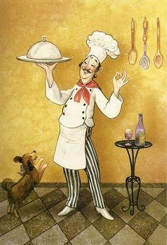 chef.quenalbertini: Chef mustache