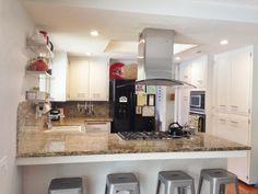 DIY kitchen makeover part 2. Repainting kitchen cabinets