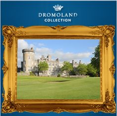 5 Star Hotels Ireland, Castle Hotels Ireland, Luxury Hotels Ireland, Irish Five Star Hotels - Dromoland Castle Golf and Spa Resort Co Clare Castle Hotels In Ireland, Limerick City, Clare Ireland, Cork City, County Clare, Five Star Hotel, Beautiful Castles, Country Estate, Ireland Travel