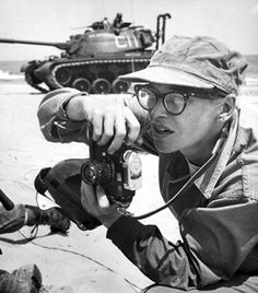 Dickey Chapelle, war photo journalist (1919-1965) by manhhai