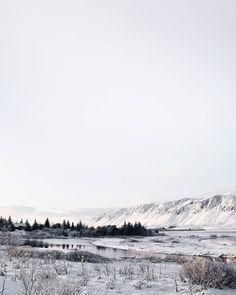Iceland in winter | @thesefourwallsblog on Instagram #Regram via @thesefourwallsblog
