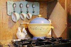 How to clean stove grates - Debbiedoos