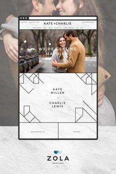 Franklin Wedding Website Design Company Designs Planning Layout