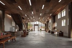 Image 18 of 58 from gallery of Tea Seed Oil Plant / Imagine Architects. Photograph by Zeng Jianghe